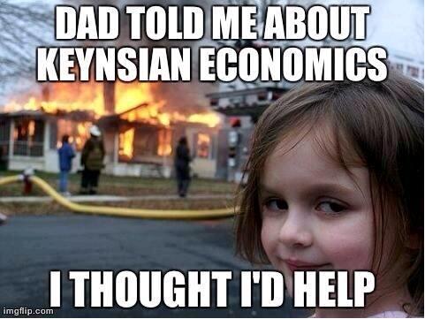 Keynesian Fire