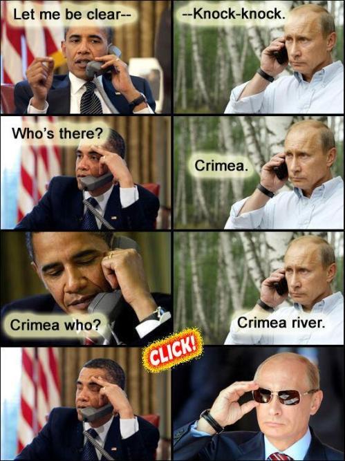 Obama Putin Phone Call