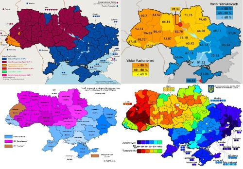 Ukraine Election Results