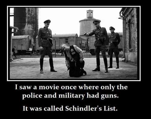 Schindler guns